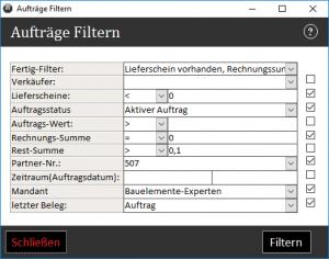 aufträge filtern_auf_frm_übersichtFilter