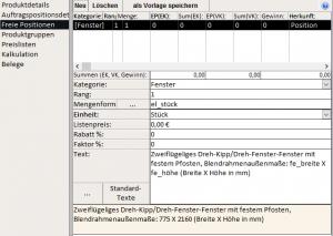 freie positionen_DataView_frm_produktPositionen
