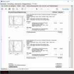 Im Belegformular können Sie die Vorschau des Beleges als PDF anschauen